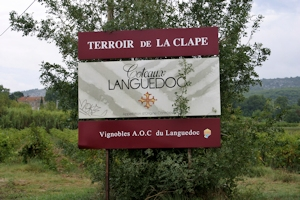 languedoc wine appellation and food pairing